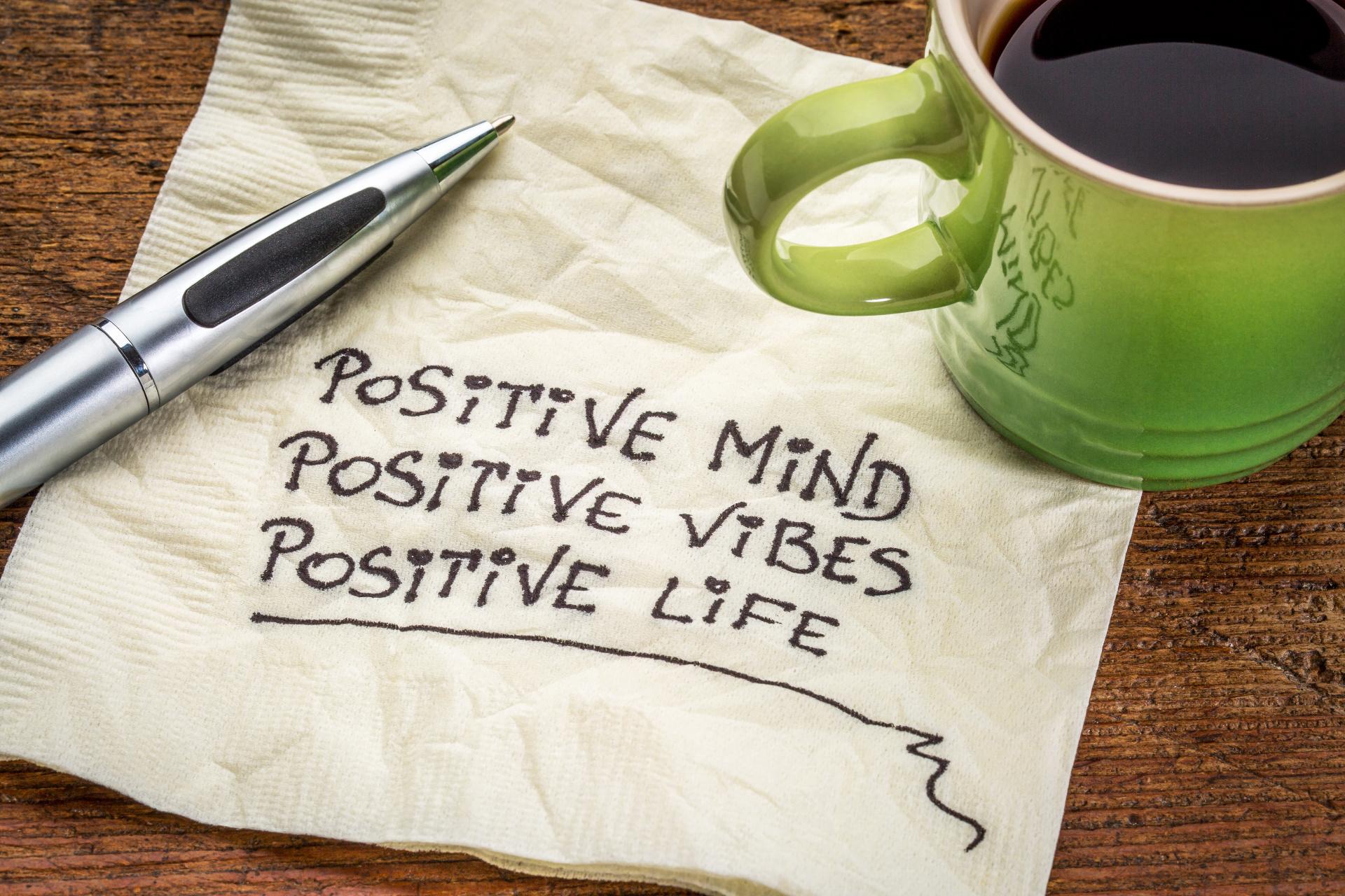Self Talk, Positivity & Optimism
