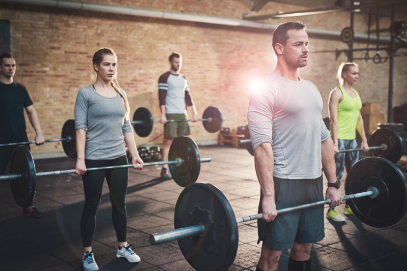 Stop Weightlifting!
