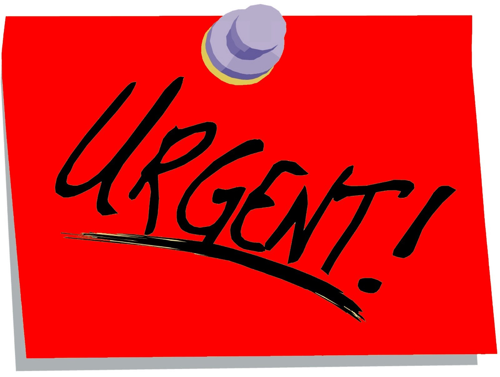 Urgent Matter!