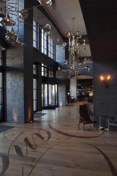 Interior Commercial Photography   Hotel Van Zandt - Austin, TX