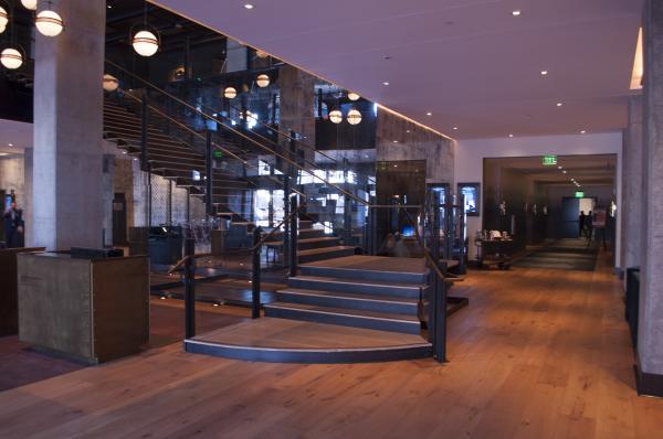 Interior Commercial Photography | Hotel Van Zandt - Austin, TX