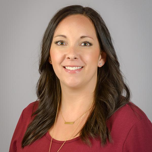 Rebecca Joslin — Finance Manager