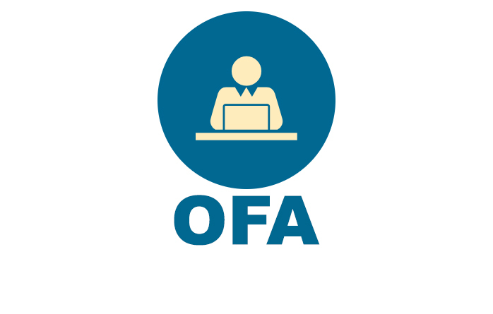 Overall Firm Administrator (OFA) and an extended employee