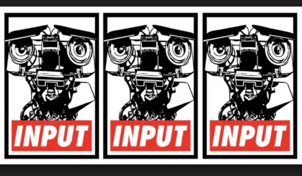 Johnny 5 says it best. We need...