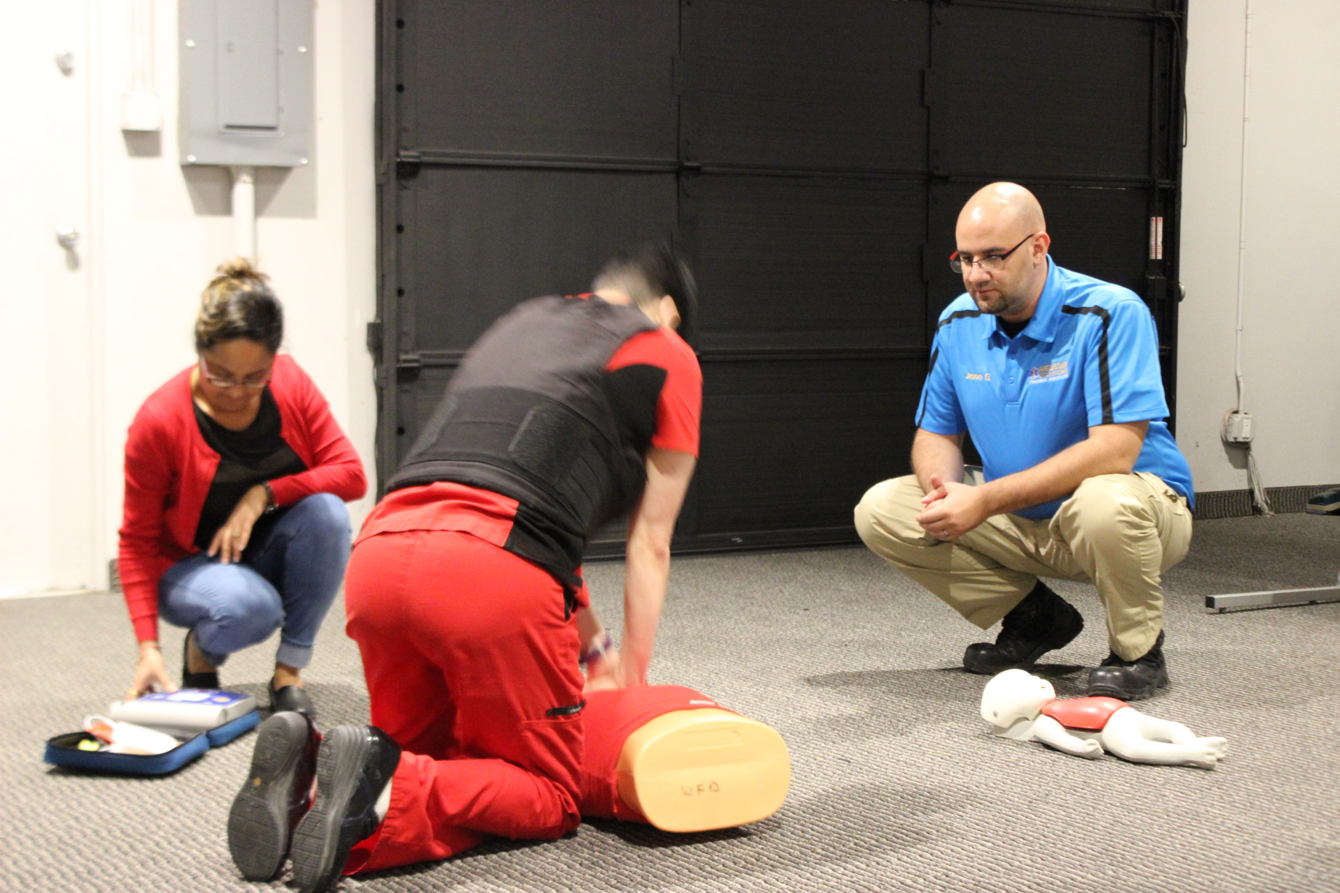Refreshing skill for Professional CPR