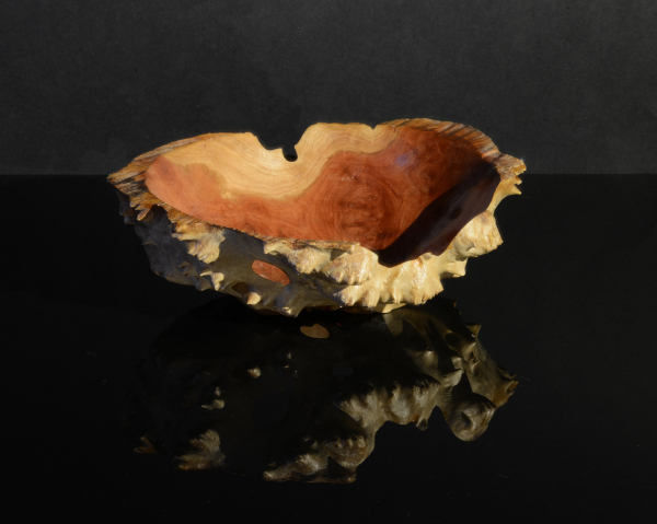 Australian Gum Burr Bowl