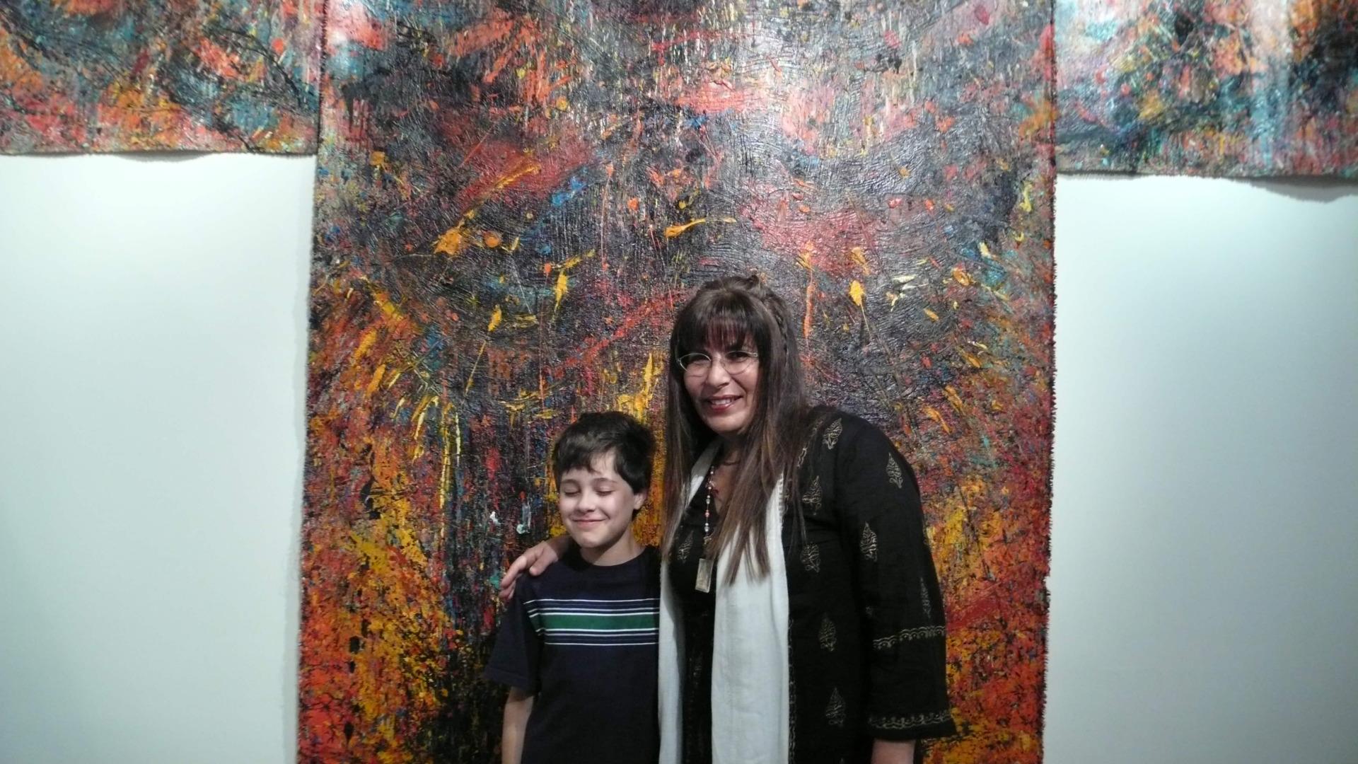 Elsa Flores -  Fremont Gallery