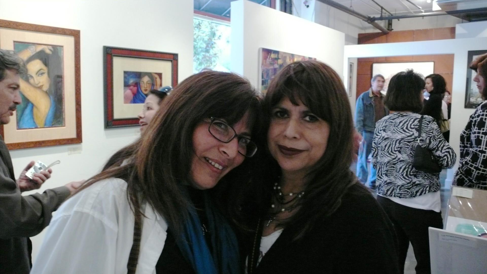 Elsa Flores - Patsy Valdes - Fremont Gallery