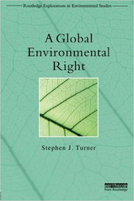"""A global environmental right """
