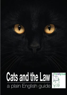 """Cats and the law: a report for International Cat Care (iCatCare)"""