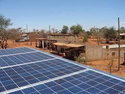 Improving Energy Access in Rural Africa