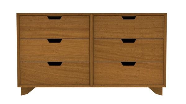 Facet Dresser 3x2