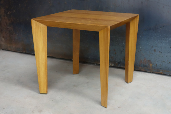 Facet Side Table, Furniture Made in Kenya