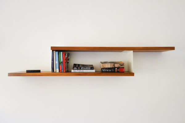 Balance Floating Shelves, furniture made in kenya