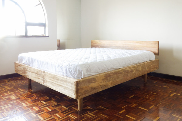 king size basis bed, furniture made in kenya
