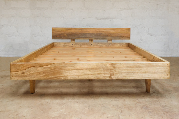 Basis Bed, Furniture Made in Kenya