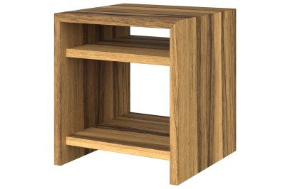Cascade bedside table, furniture made in kenya