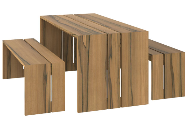 Cascade Dining Set- Furniture Made in Kenya