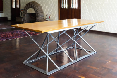 Intersect Dining Table