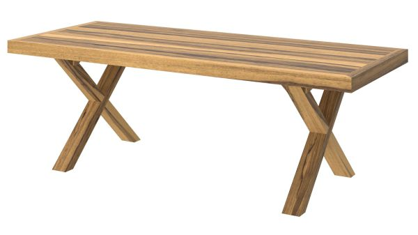 Cross Dining Table- Furniture Made in Kenya