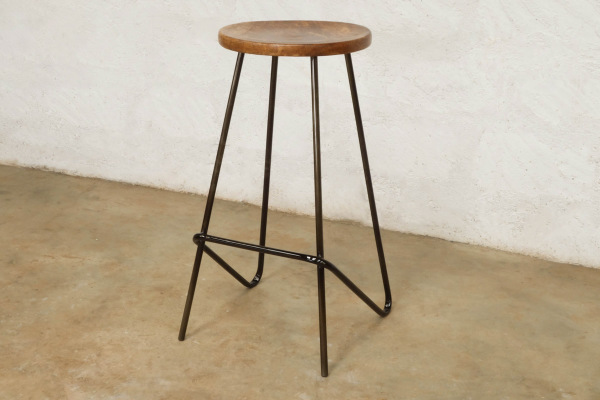 Degree Bar Stool, Furniture Made in Kenya
