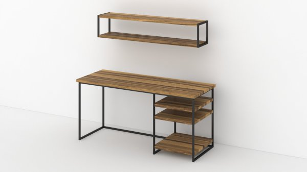 Draft Floating Shelves