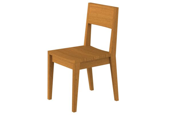 Habitation Dining Chair, Furniture Made in Kenya