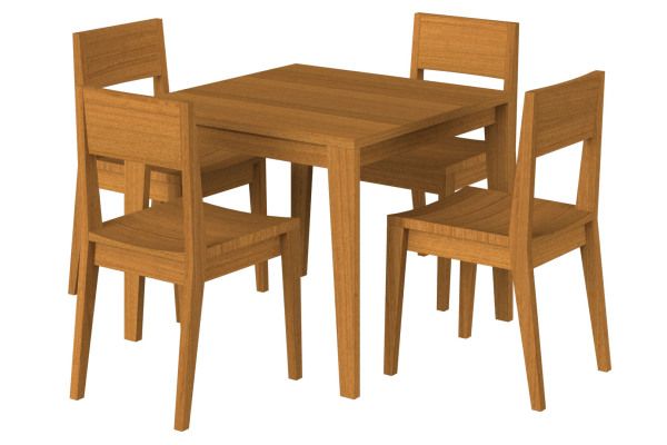 Habitation Dining Set