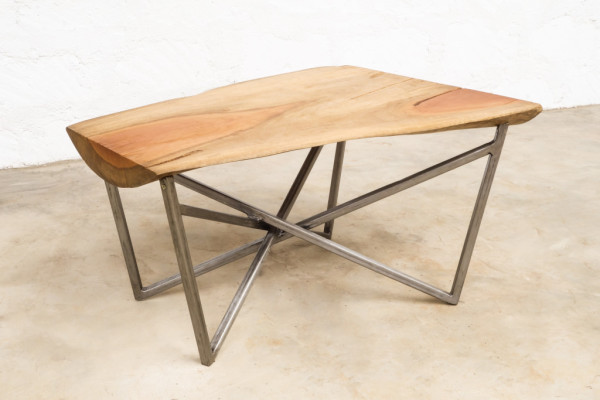 Prism Coffee Table Flame