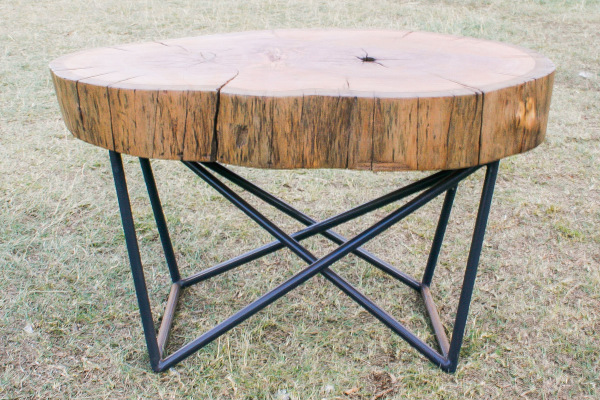 Prism Oval Coffee Table