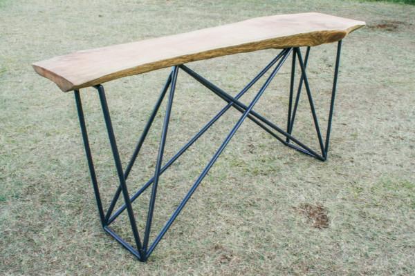 Prism Console Table Mukima