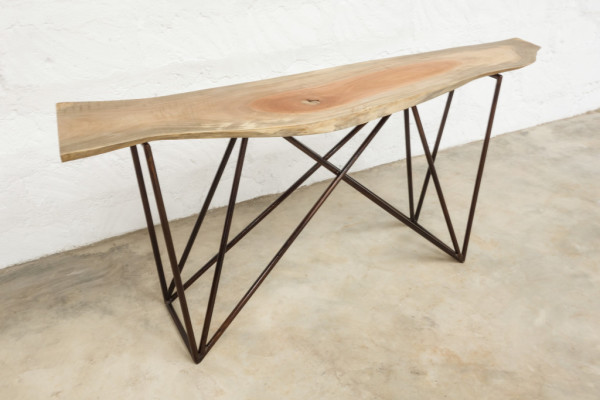 Prism Console Table, Furniture Made in Kenya