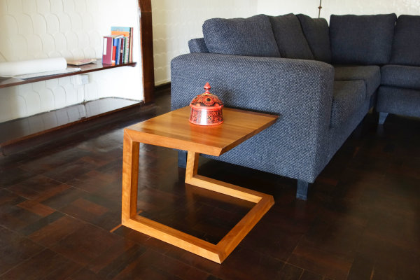Sea Side Table, Furniture Made in Kenya