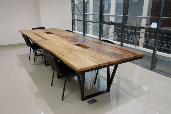 Boardroom Conference Table, furniture made in kenya