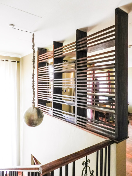 Partition Shelving - customisable