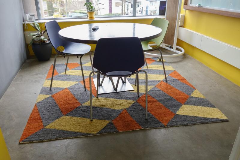 Printed Rug, Furniture Made in Kenya