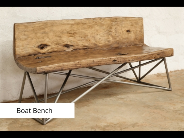 THE BOAT BENCH