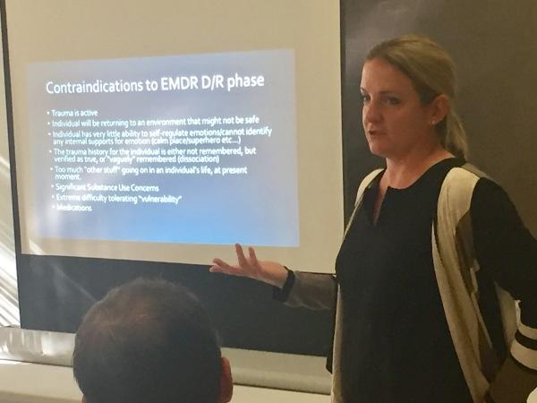 EMDR & Trauma Healing