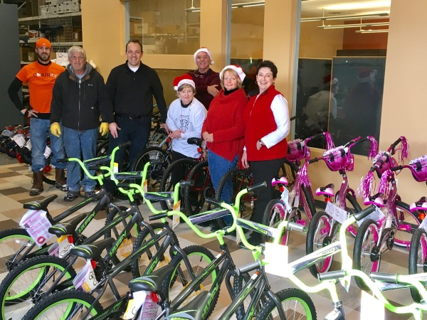 Bikes for Foster Children