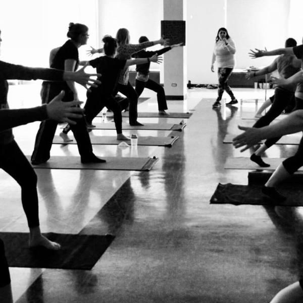 Trauma Informed Yoga Experience