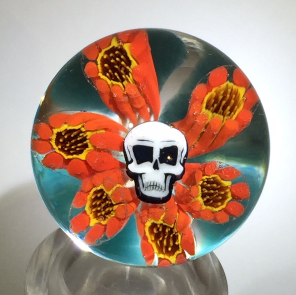 Day of the Dead Marble