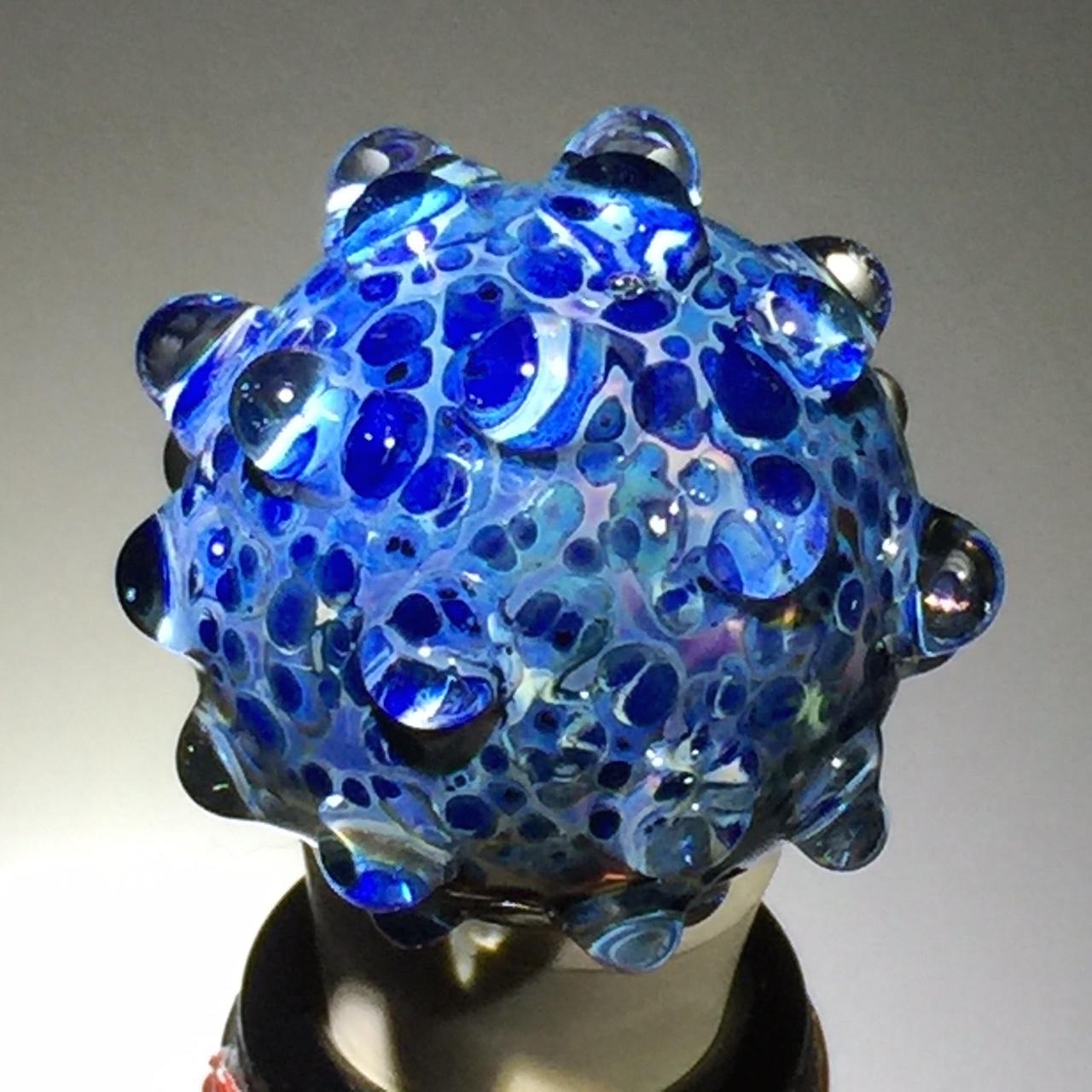 Blue Knobbed Winestopper