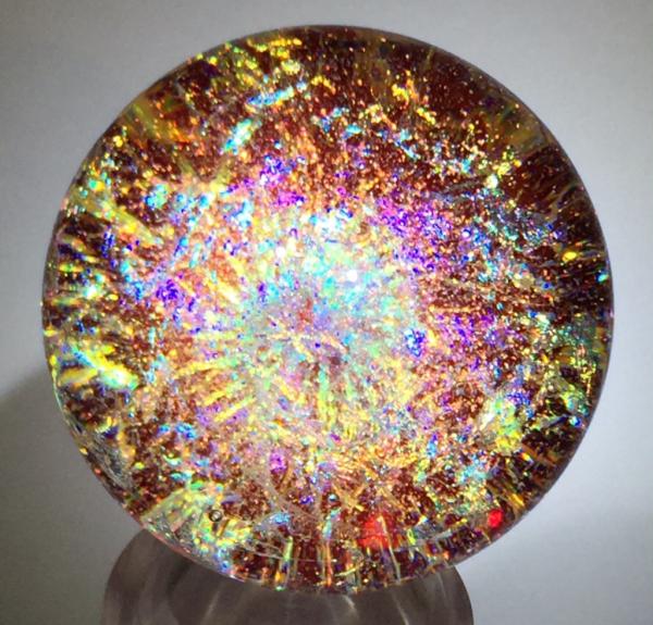 Confetti Galaxy Marble