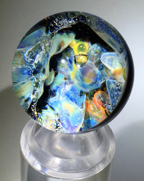 Out of This World Nebula Marble