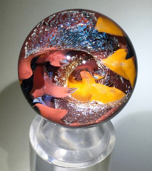 Silver Cavern Marble