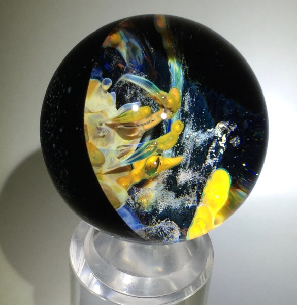 Spires of Creation Nebula Marble