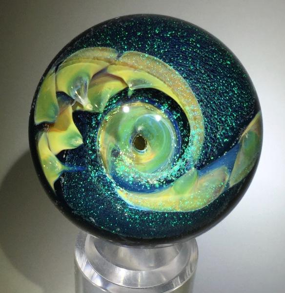 Sea Foam Whirlpool Marble