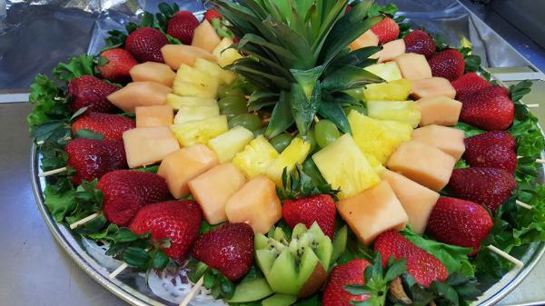 Fresh Fruit Tray Options