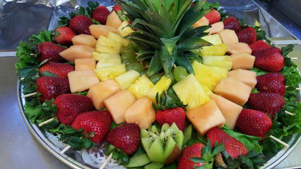 Fresh Fruit Tray Options