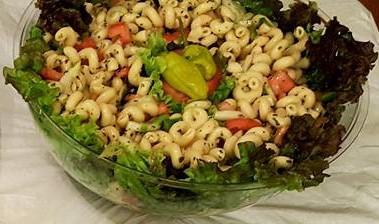 Fresh Pasta Salads